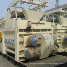 China CE, ISO Certified Good Quality Js1500 Self-Loading Concrete Mixer