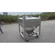 Réservoirs IBC en acier inoxydable personnalisés 1000L