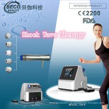Máquina da fisioterapia da onda de choque da onda de Acoustiv (SW8)