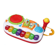 Electric Toy Music Toy with Microphone (H0001222)