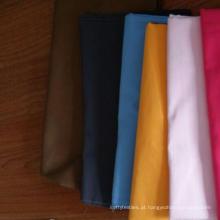 tecido tecido de poliéster rayon tecido uniforme fábrica