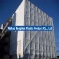 Hoja insonorizada de PVC gris 1000D / 9x9,1000gsm para la construcción