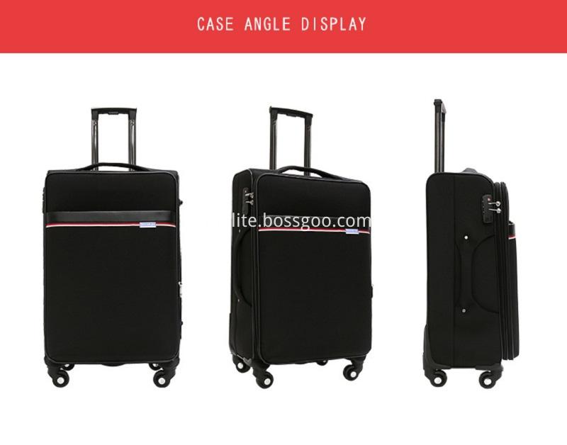 men office luggage