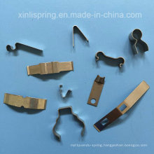 Customizied Stainless Steel Four-Slide & Multi-Slide Stampings