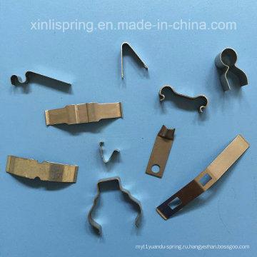 Customizied из нержавеющей стали четыре слайд & мульти слайд штамповок