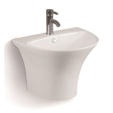 G807 Wall Hung Ceramic Basin