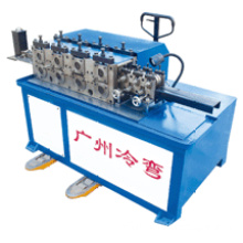 Mini cold rolling shaping machine