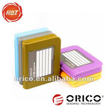 ORICO PHI-25 Sac de disque dur 2,5 pouces, étui en plastique HDD