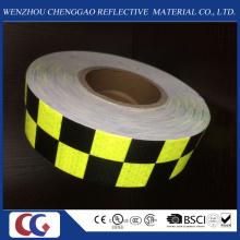 Grid Designs Warnung Reflektierende Luminescent Material Band