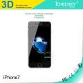 Protector de cristal moderado antideslumbrante de la pantalla del teléfono celular 9H de 0.33mm para el iPhone 7 / 7plus / 6 / 6s