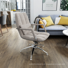 Sala de estar Mobiliário para escritório em casa Lazer Sofá Cadeira