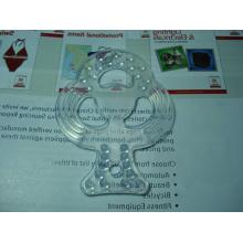 Hot Sell Food Grade Silicone Baby Teether