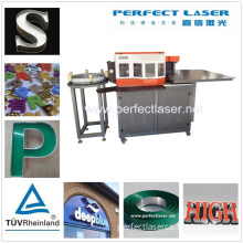 New Product Stainless Steel / Aluminium / Carbon Steel / Galvanized Sheet LED Metal CNC Channel Letter Bending Machine