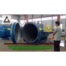 Manufacture Steam Rubber Vulcanization V-belt Curing Rubber Autoclave