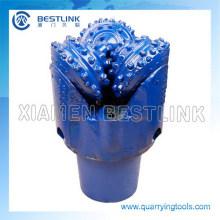 Bits tricónicos Bestlink para perforación de minas de petróleo y carbón de oro