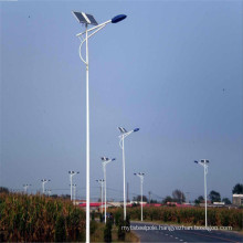 10m Pole Prices of Solar Street Lights 30W, 36W, 40W, 50W, 60W, 70W LED Lamp