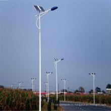 10м цены полюса солнечных уличных Светов 30W, 36ВТ, 40Вт, 50Вт, 60Вт, 70ВТ светодиодная Лампа
