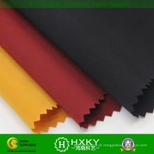 Tela do Spandex do poliéster da fibra de 50d T400 para o vestuário