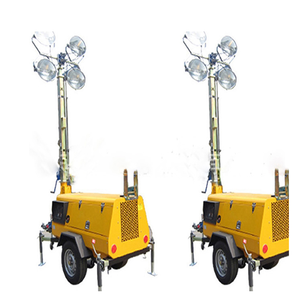 Portable Light Towers For Sale