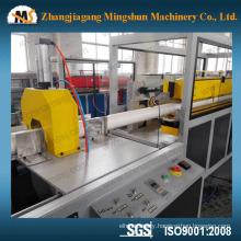 Plastic PVC Water Pipe Making Machine / Extrusion Machine