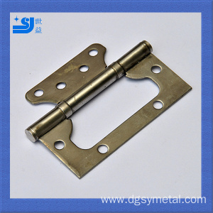 Hardware aluminum adjustable door hinges