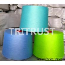 Hilados de polyester 100% hilados para hilo de coser
