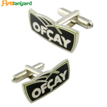 Customized Metal Men Cufflinks With Plating