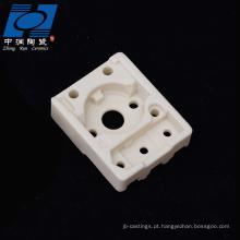 peças cerâmicas do termostato da alumina