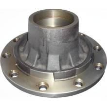 Cast iron automotive parts ductile iron wheel hub
