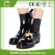 Fashion Design High Quality Sex Ladies Rain Boots