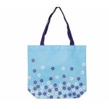 New Customized Reusable Promotional Non-woven Polypropylene / Fabric Shopping Bags
