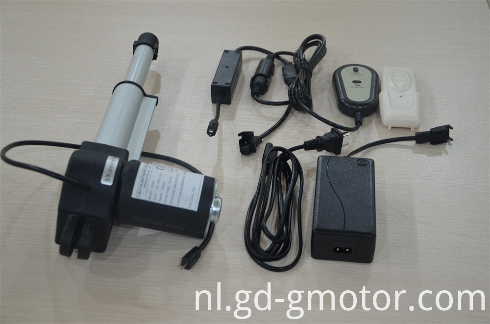 dental chair linear actuator
