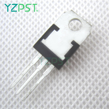 Forma do motor de CA Triac BTB12 TO-220AB