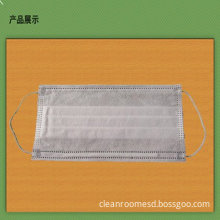 Green Oem Activated Carbon Medical Dust-free Disposable Face Masks With Non-woven Cloth