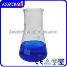 Heißer Verkaufs-Labor 100ml Glas-konische Flasche