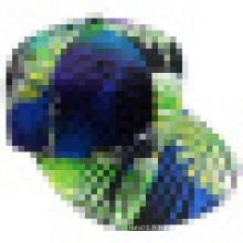 Casquette de baseball de mode avec tissu floral Sb1591