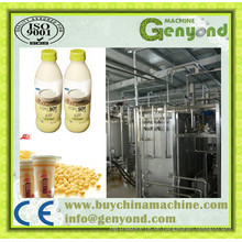 Sojamilch, der Maschine Soja-Milch-Maschine macht