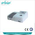 UV and Visible light Desktop Spectrophotometer