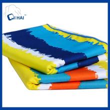 Microfaser Wildleder Handtuch Strand Handtuch Sport Handtuch (QHSW55909)