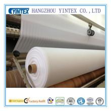 Tissu blanc en polyester (tissu yintex)