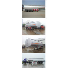 50000liter 3 Axles Water Tank Trailer with Pump