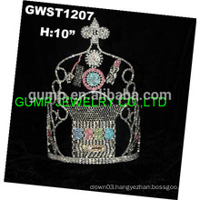 holiday cosmetics tiara crown