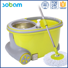 New PP 360 Spin Mop Bucket With Wheels