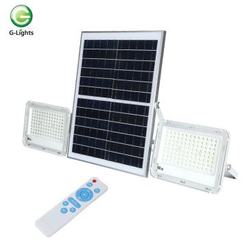 Ip65 outdoor sport field led solar floodlight