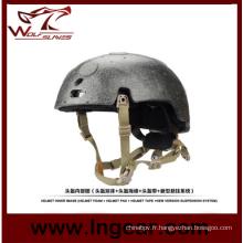 Système de Suspension de la Fma de paluche airsoft avec coussinet-casque casque mousse