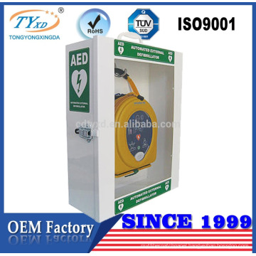 for AED CE approval portable defib cabinets
