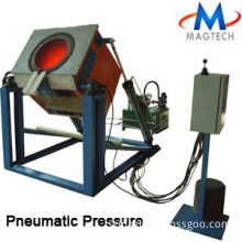 Induction Heating Machine as Melting Furnace (45KW, Steel, Copper, Gold, Silver)