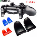 Prolongateurs de déclencheur PS4 L2 R2 pour Sony Dualshock 4 Contrôleurs pour bouton de déclencheur double PS 4 Control