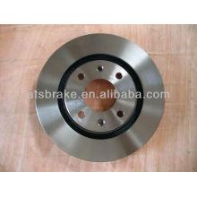Travão de disco de disco de freio de fonte de carro para PEUGEOT