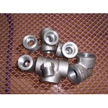 ANSI 3000LBS Stainless Thread Pipe Fittings